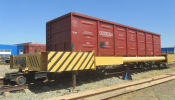 Испытания вагонов