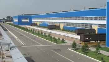 Вагоностроительный комплекс