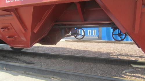 Вагон-хоппер для цемента, модель 19-9596
