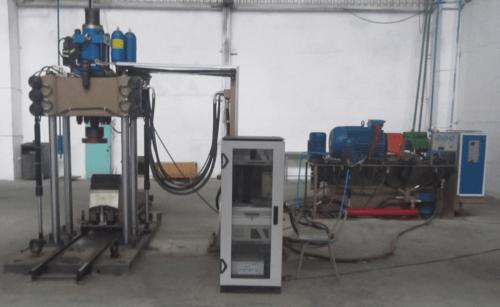 Испытательный стенд ИСРБ-1000