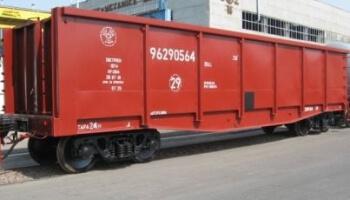 Модернизация платформы модели 13-401 оборудованной открытым цельнометаллическим кузовом c продлением срока службы  на 11 лет  - полувагон