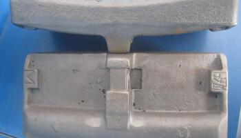 Локомотивная тормозная колодка