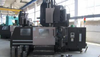 Координатно-расточной станок с ЧПУ (FANUC 0iMD) DATAN GS-1015/1020