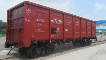 Полувагон - модель 12-9922