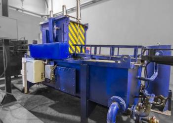 Комплекс водоструйной очистки подшипников КВ-П