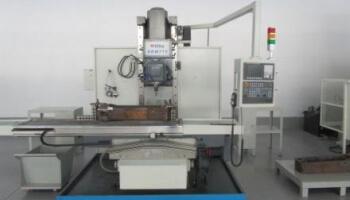 Поворотный фрезерно-расточной станок с ЧПУ (FANUC 0iMD) Weida XKW715