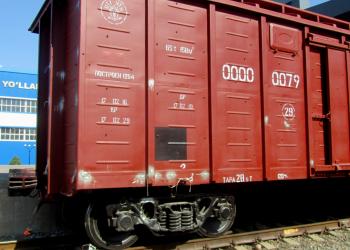 Испытания грузовых вагонов