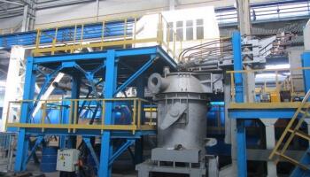"""Установка """"ПЕЧЬ-КОВШ"""" для нагрева и обработки стали (чугуна)"""